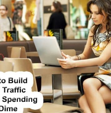 build-web-traffic-without-spending-a-dime