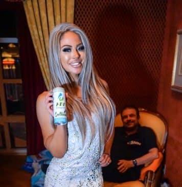 HardBody Energy Drinks Alysia Kaempf